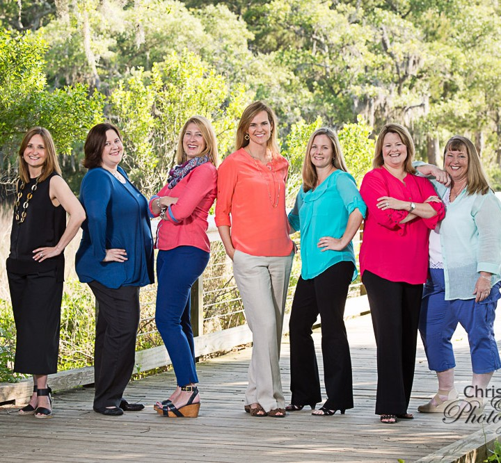 Business Portraits for East Cooper OBGYN