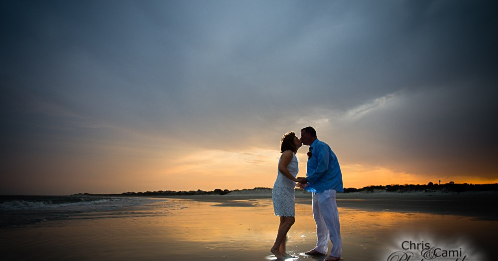 Lisa & Aaron's Seabrook Island Wedding