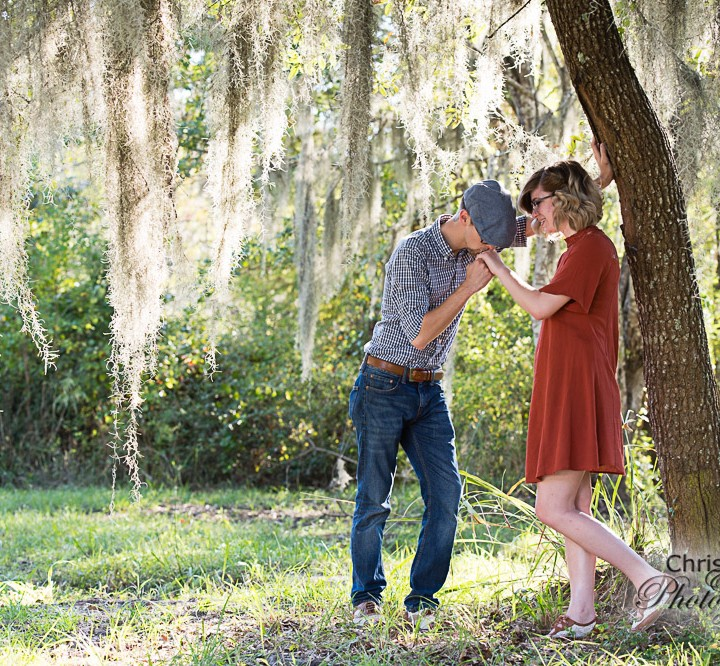 Casey & Bekah's Secret Proposal at Magnolia Plantation
