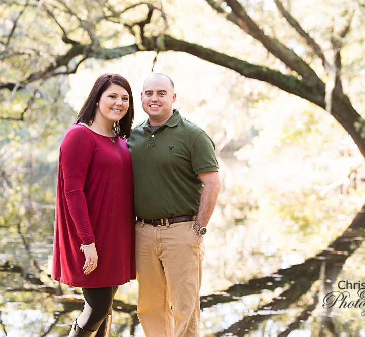 Jessica & Joseph's Secret Proposal at Charlestowne Landing