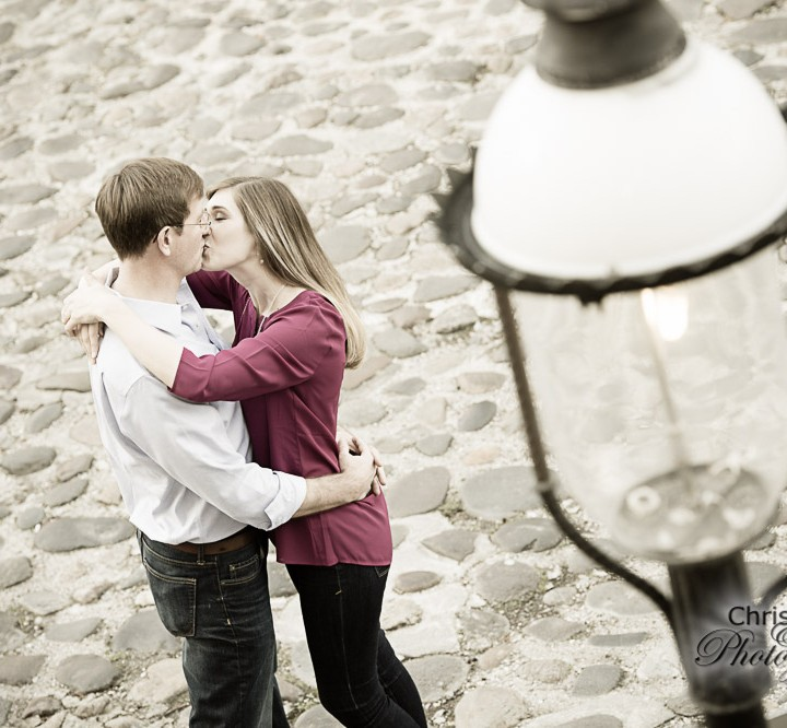 Tatjana & Scott's Historic Charleston Engagement Shoot