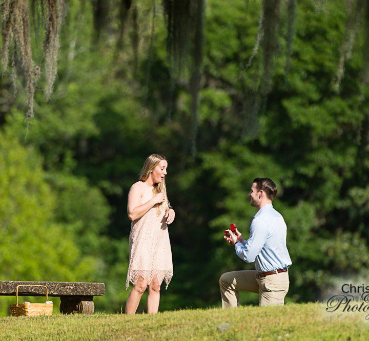 Alyson & Dana's Secret Proposal