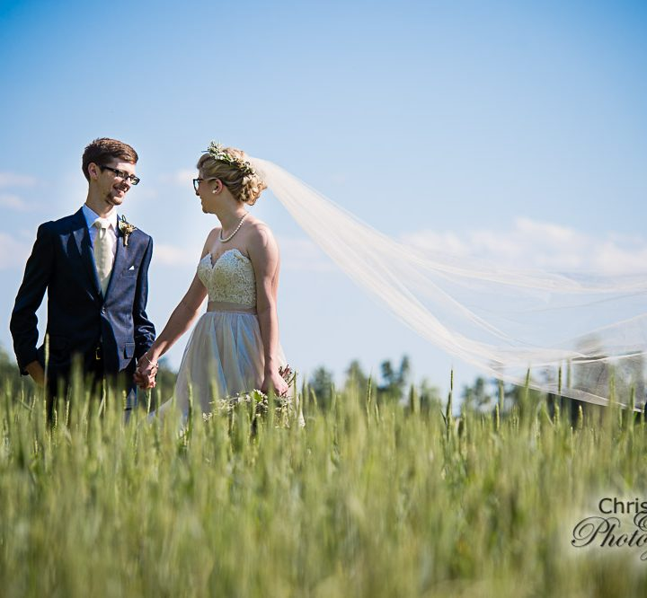 Bekah & Casey's Beautiful Wedding