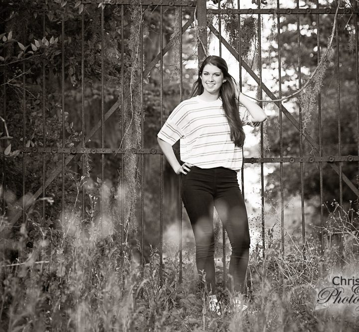 Anne's Senior Portraits