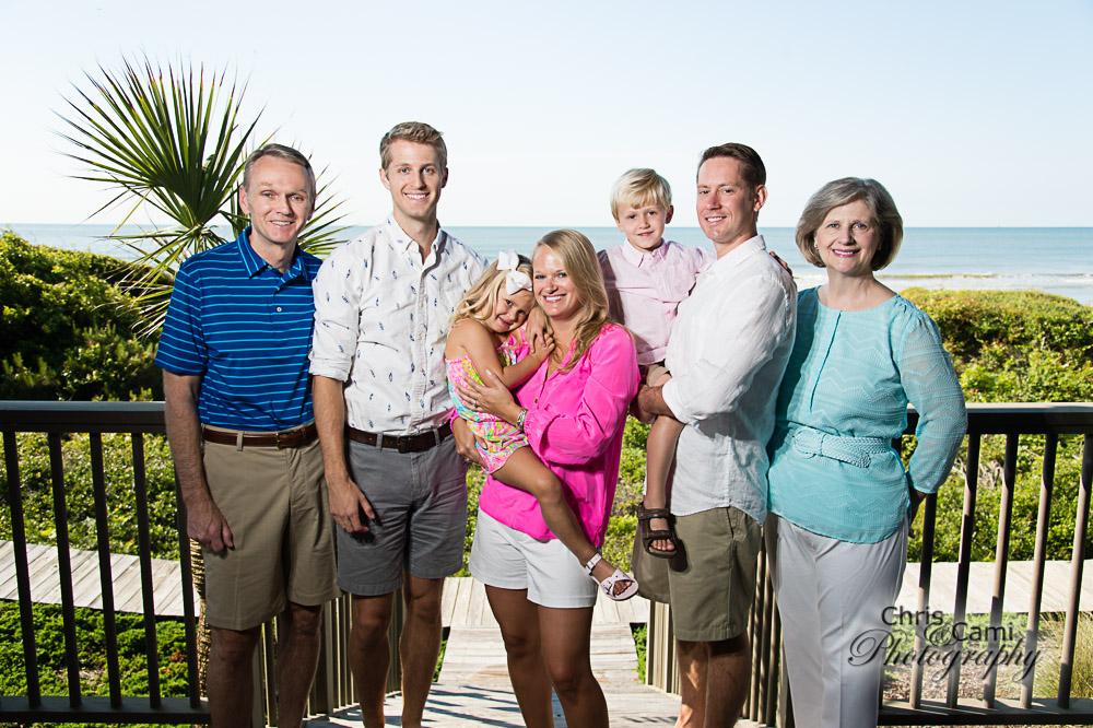 Shep Rose Family