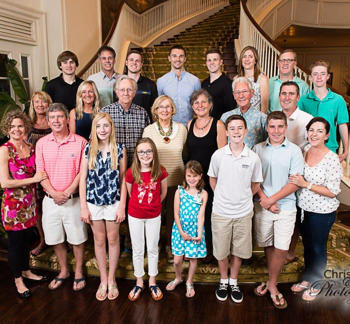 Martin & Phelps Family Reunion on Kiawah Island