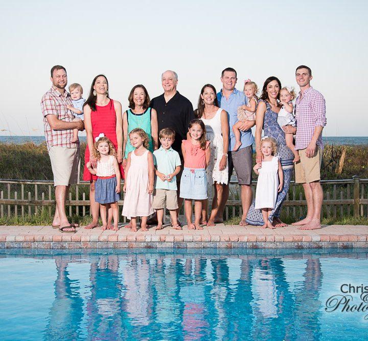 Muro Family on Isle of Palms