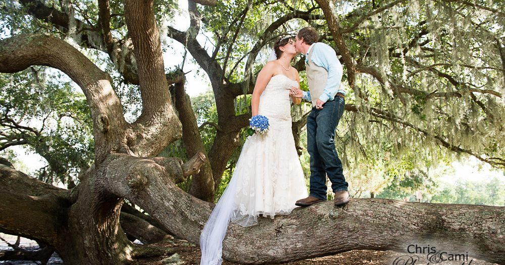 Maniesha & Travis Part 1: Boone Hall Plantation Wedding