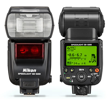 Nikon SB-5000 does Head-shots for Clawson & Staubes