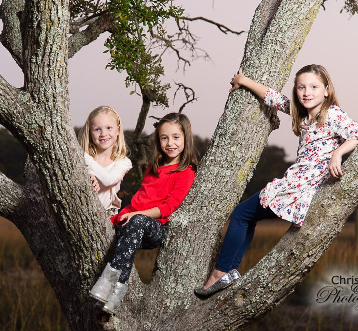 Double Trouble Family Session