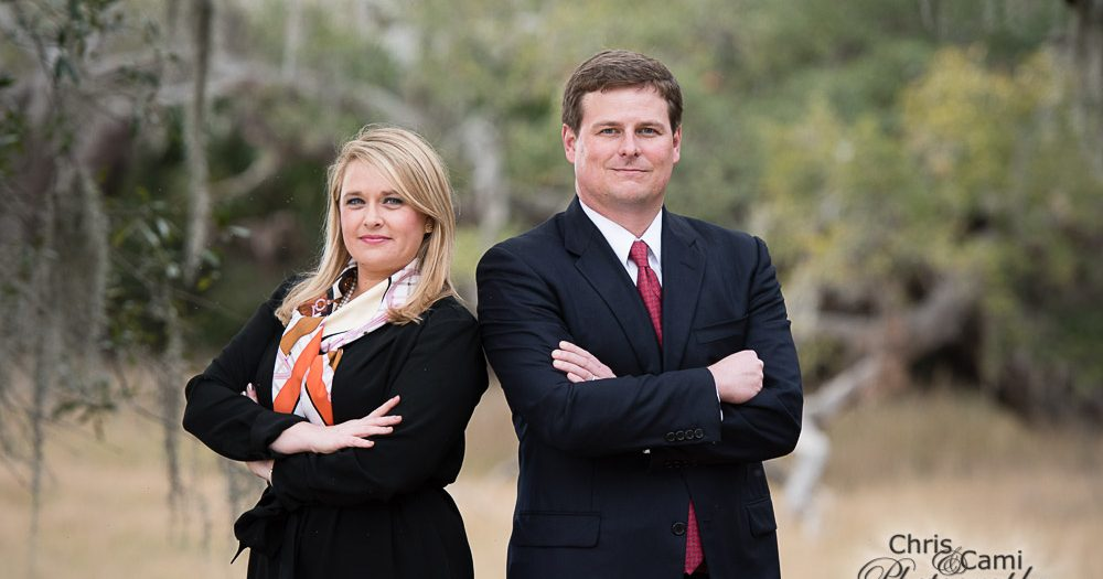 Business Portraits for Falls Legal