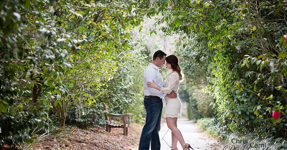 Amy & Adam at Middleton Place Plantation & Garden
