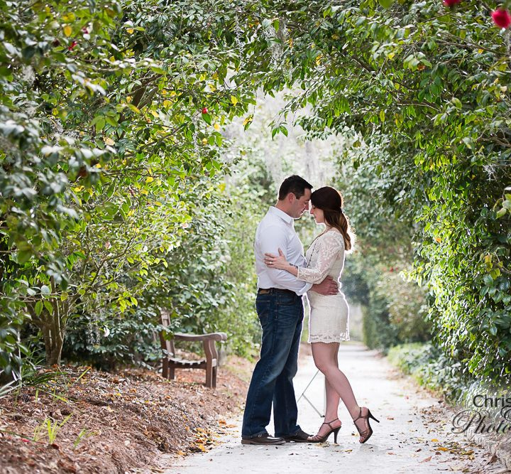 Amy & Adam at Middleton Place Plantation & Garden