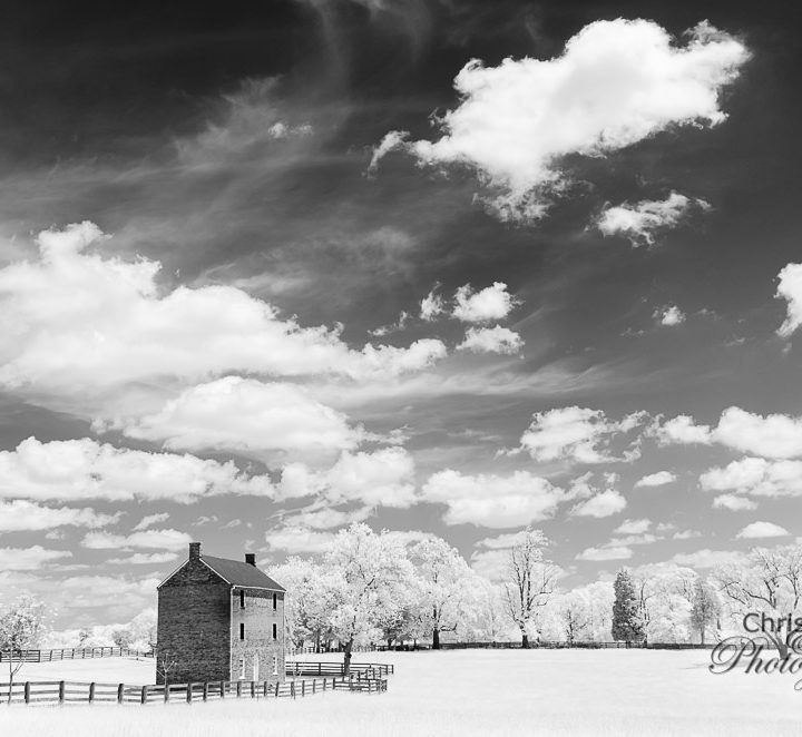 Appomattox in Infrared