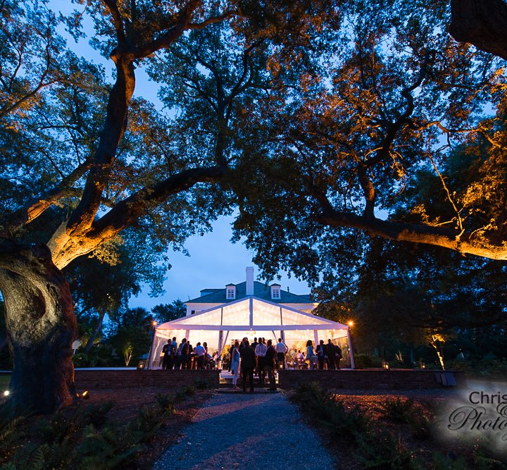 Welcome Reception at Lowndes Grove Plantation