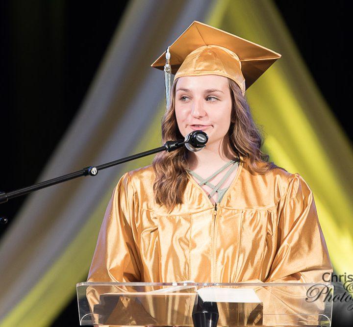 Kristin's Baccalaureate Service