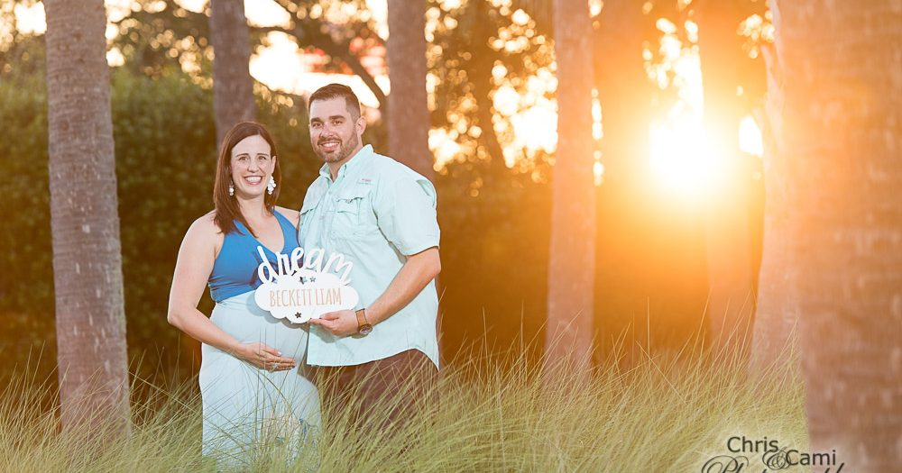 Jeni & Jon's Maternity Shoot