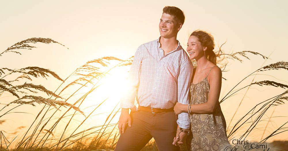 Allie & Andrew's Kiawah Proposal