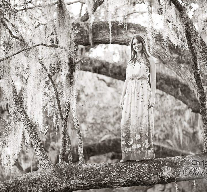 Rebekah at Magnolia Plantation & Gardens