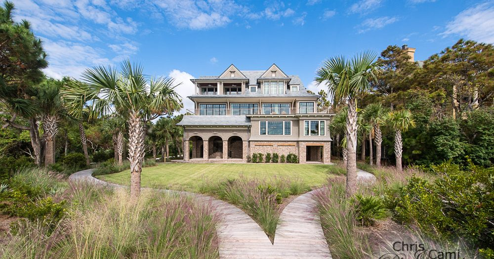 Kiawah Cottage for Solaris Inc.