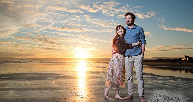 Haik Family on Isle of Palms