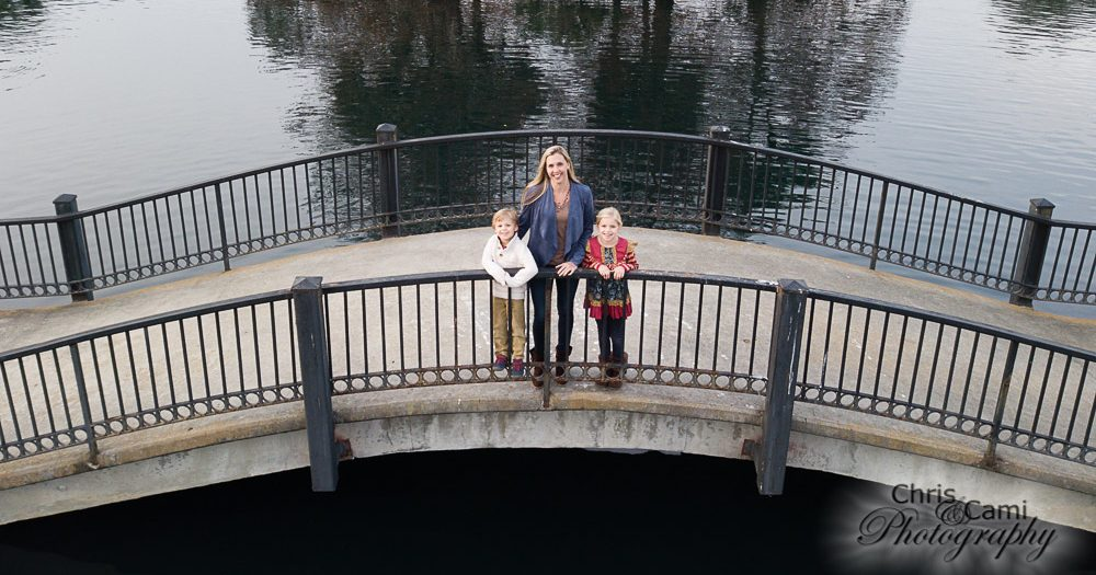 Whitehead Family at Hampton Park