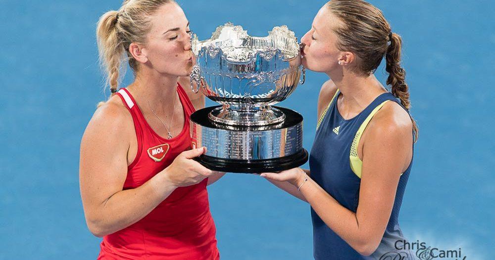 AO Women's Doubles Final
