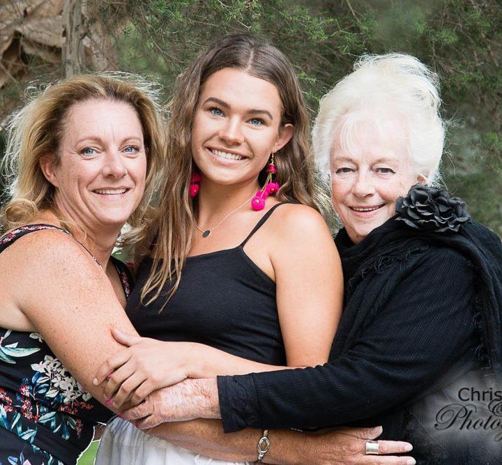 Turner Family in Australia