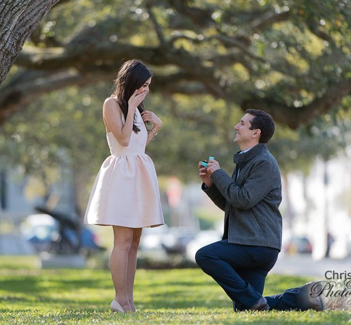 Mackenzie & Ashley's Surprise Proposal