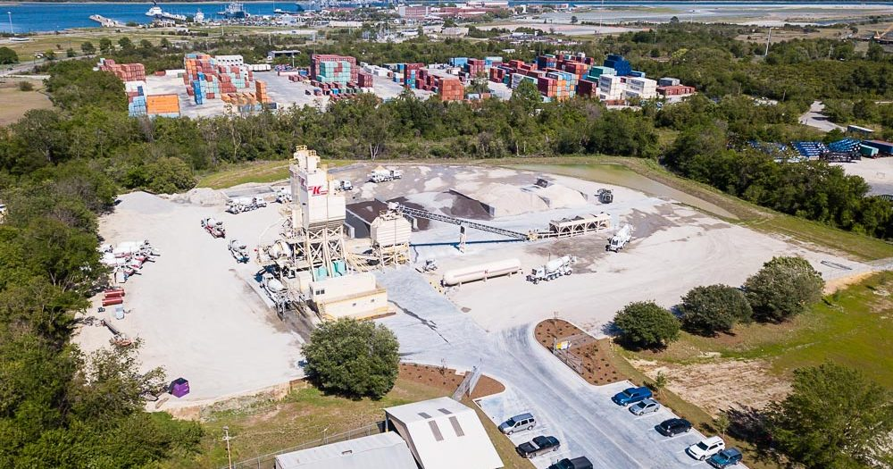 Aerial Drone Photography for Knight's Companies