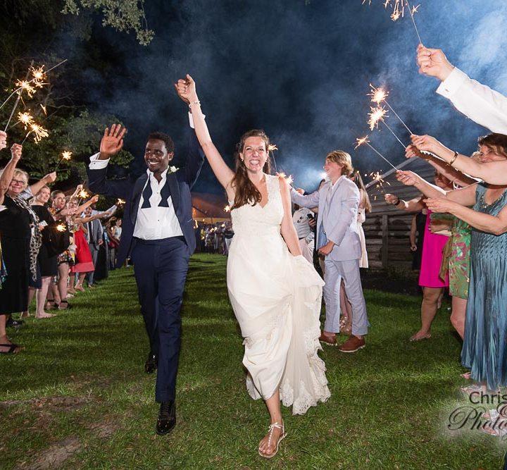 Lauren & Dan's Wedding at Tanglewood Plantation