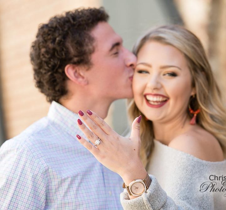 Breanna & Logan's Surprise Proposal on Middle Atlantic Wharf