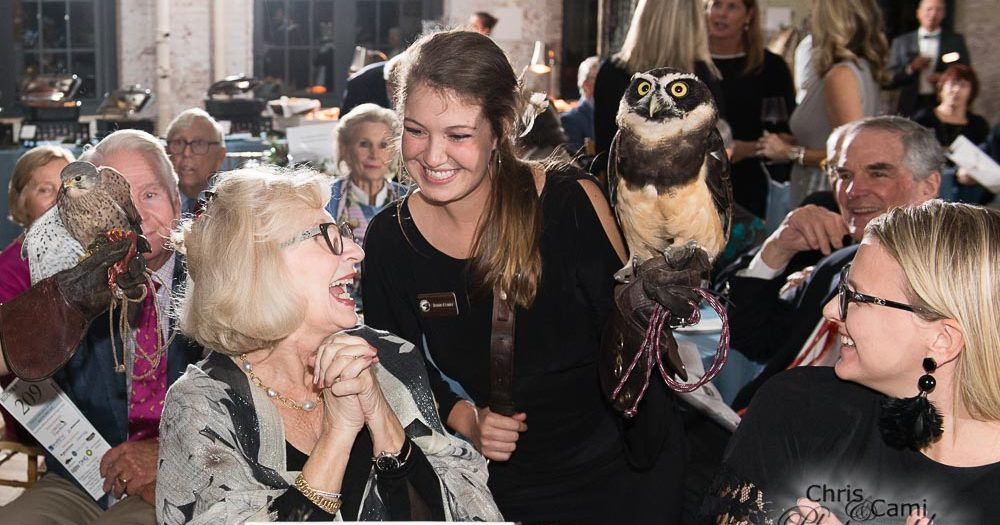 Center for Birds of Prey Annual Gala