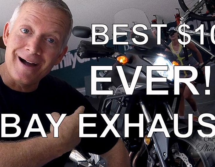 eBay Exhaust:  Best $100 Ever Spent?!?