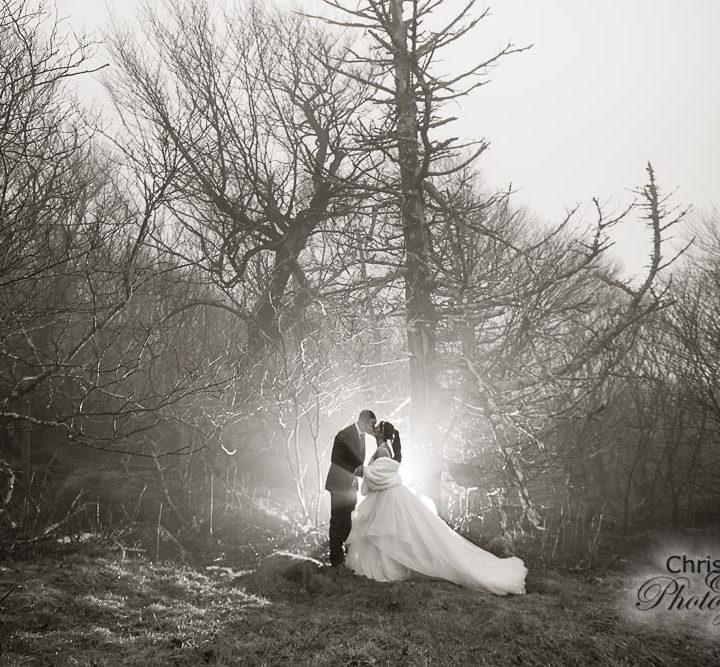 AnnMarie & Mark's Mountain Top Wedding
