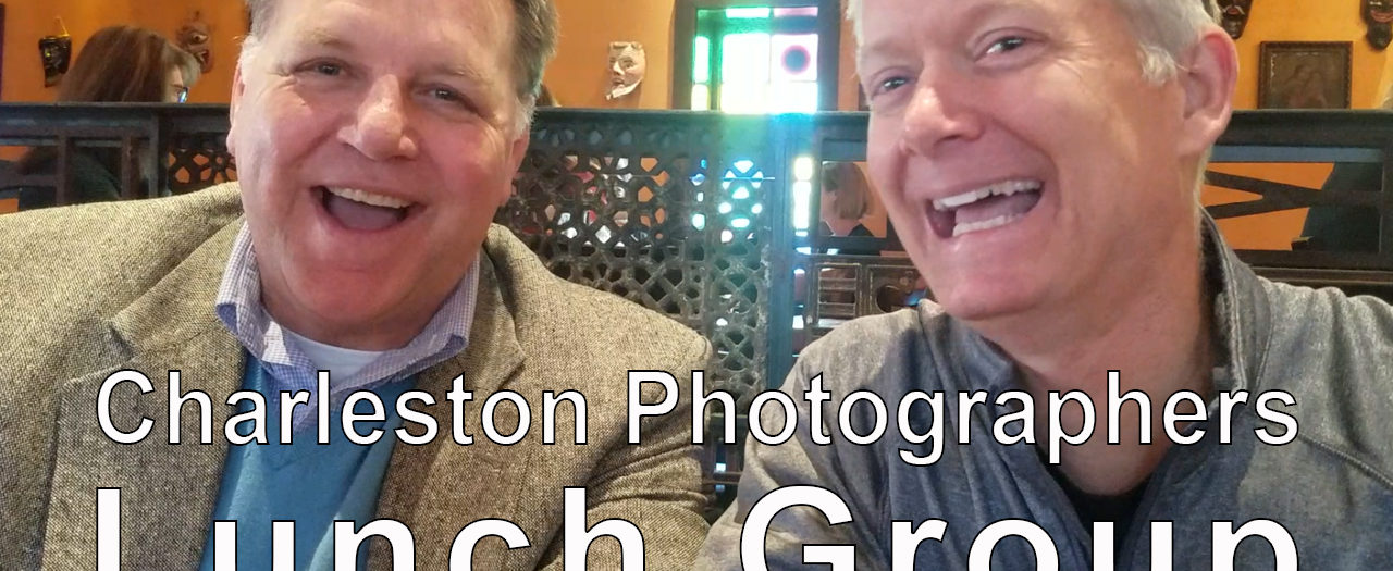Charleston Photographers Lunch Group
