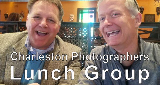 Charleston Photographers Lunch Group