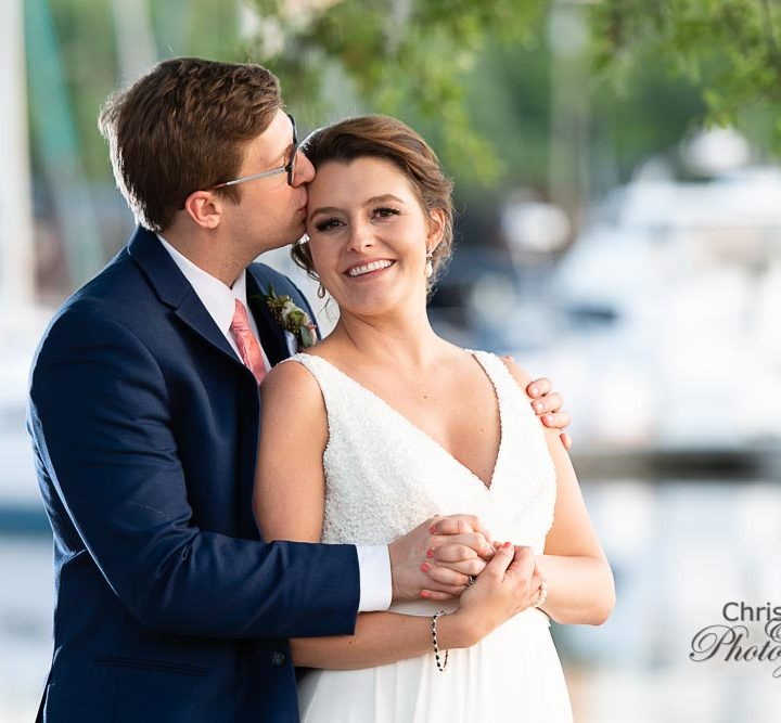 Katie & Tom's Tampa Bay Wedding