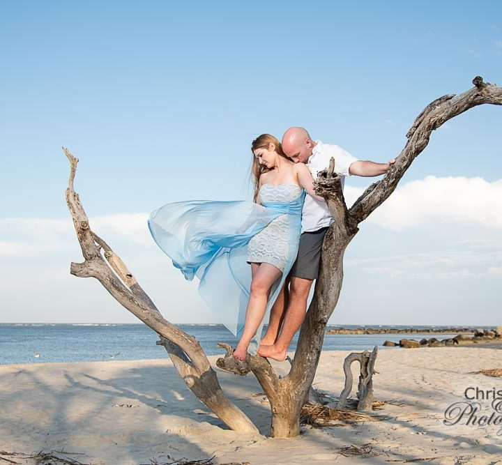 Samantha and Todd's Extended Engagement Session