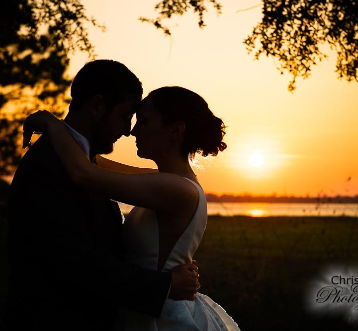 Stephanie & Eric at the Cooper River Room