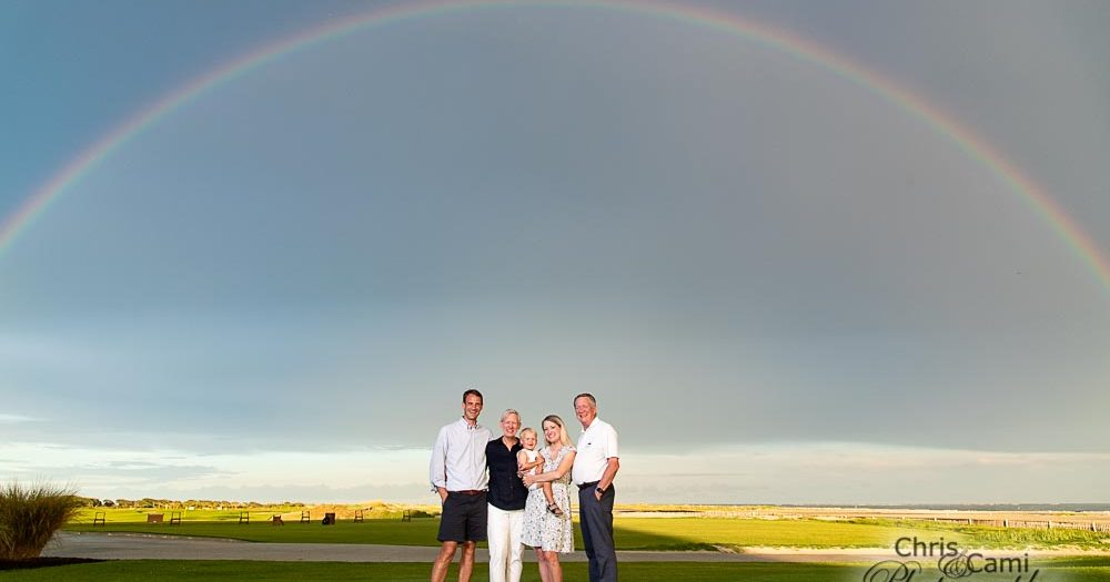 The Ocean Course Rainbow