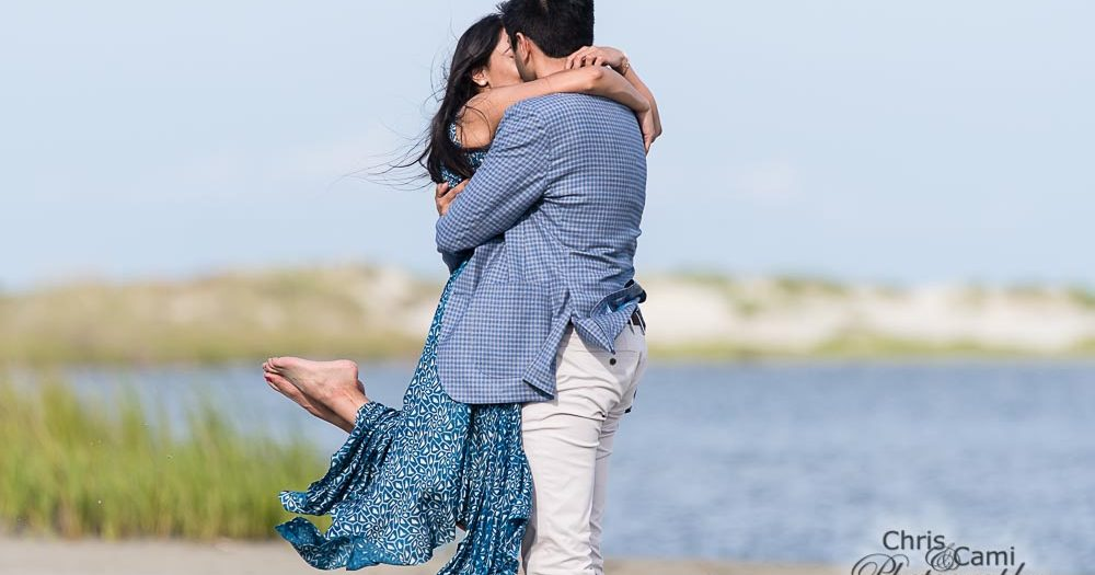 Jeff & Sarah's Kiawah Island Surprise Proposal