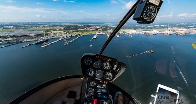 Photographing from the Sky