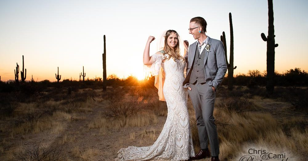 Julie & Shawn's Phoenix Wedding