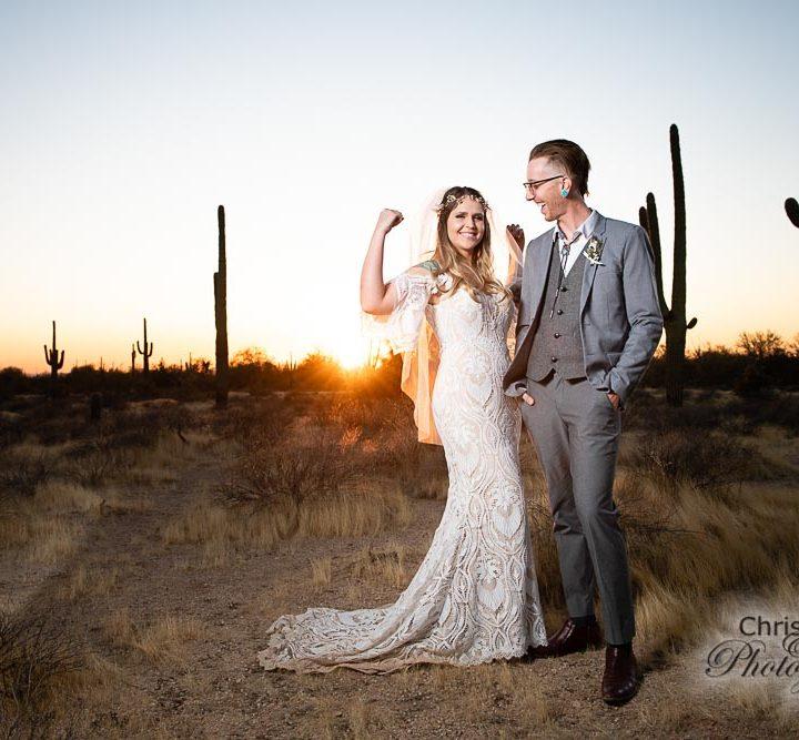 Julie & Shawn's Phoenix Wedding