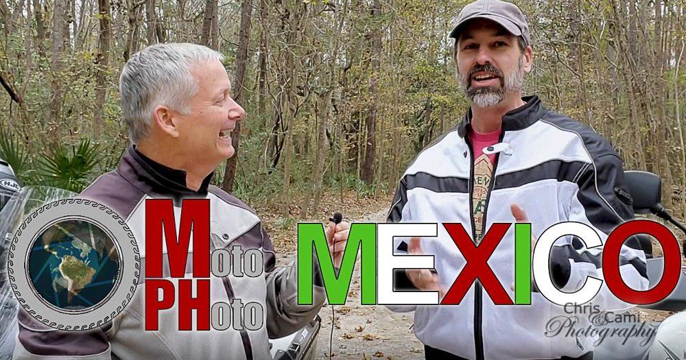 Moto Photo Mexico Adventure Intro