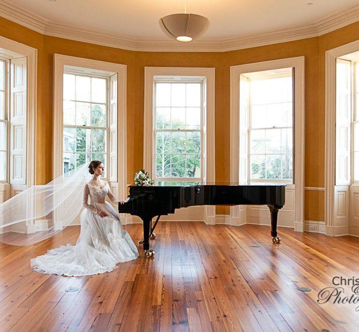 Sommer's Bridal Portraits