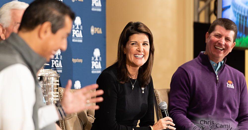 PGA Media Day