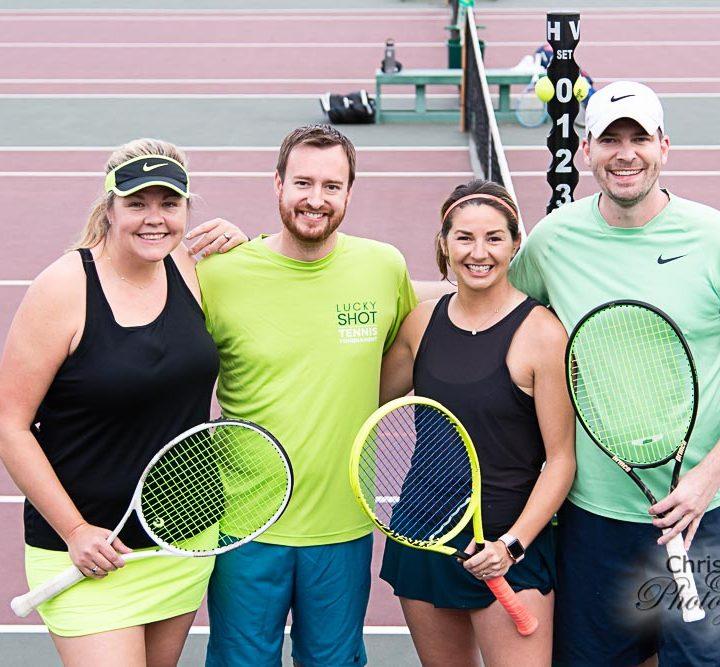 Lucky Shots Tennis Tournament