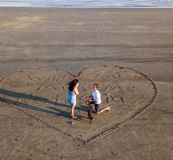 Charleston Proposal with Kate Thornton